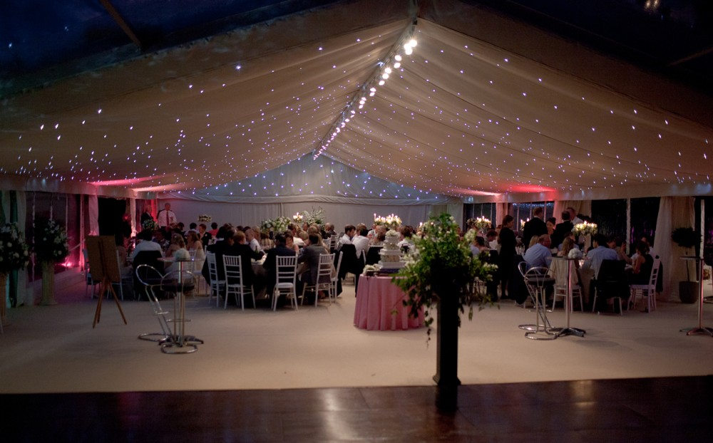 Professional Marquee Hire in Sussex, Surrey, Hampshire and London